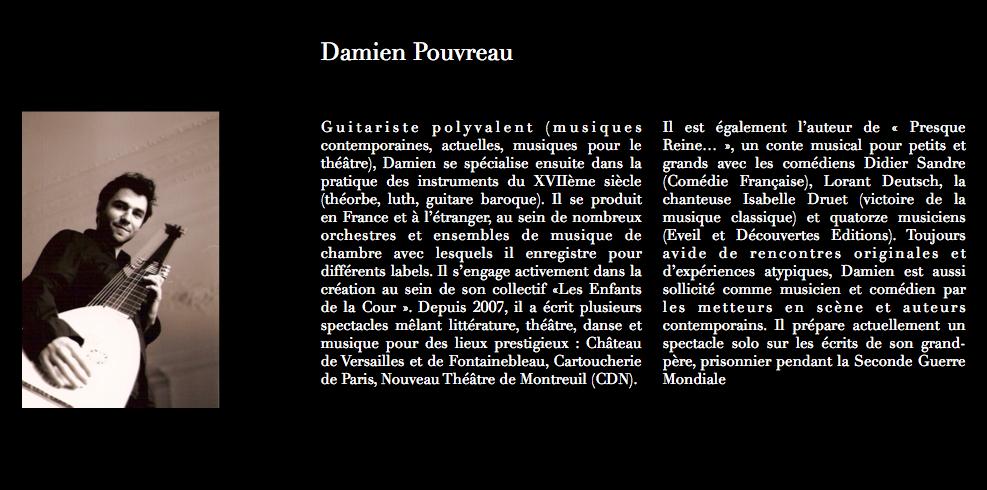 Damien-Site