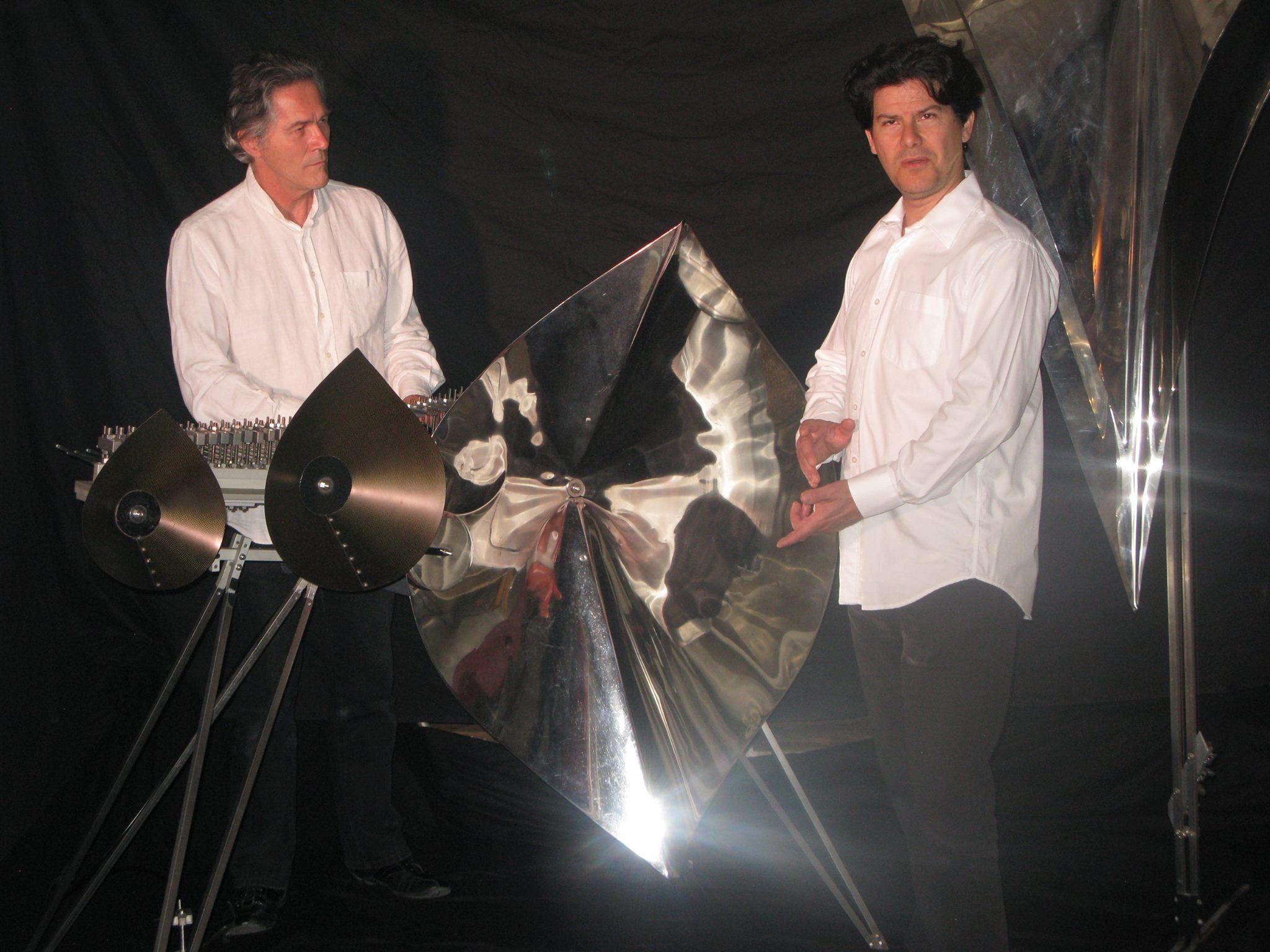Sebastien et Michel cristal