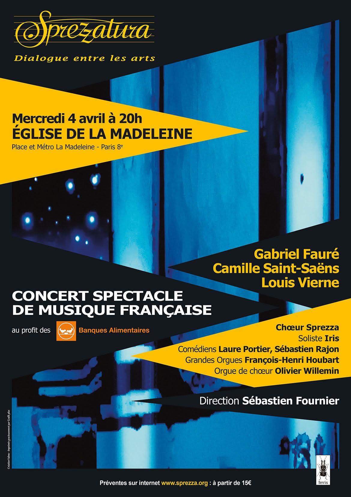 Concert avril 2018