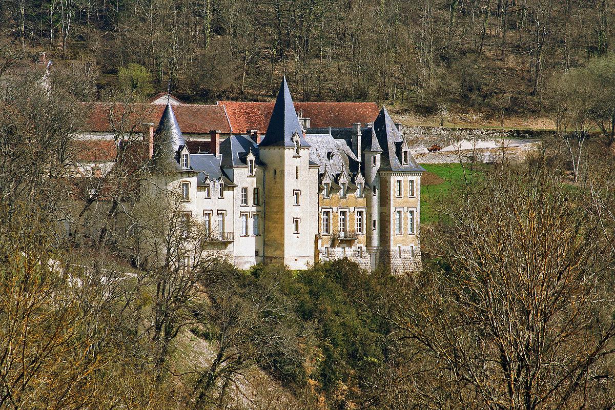Chateau de Rocheprise